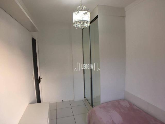 Apartamento com 2 dormitórios à venda, 63 m² por R$ 200.000,00 - Saguaçu - Joinville/SC - Foto 16