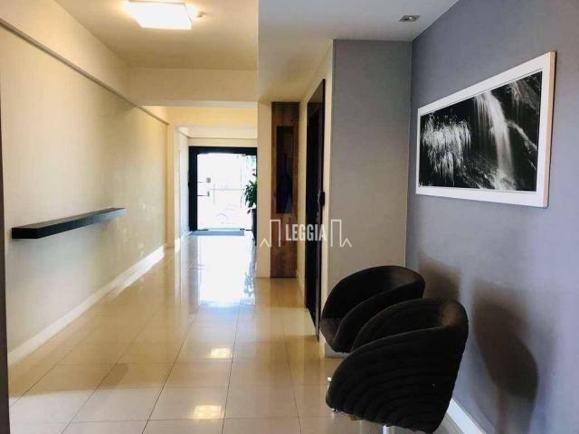 Apartamento com 3 dormitórios à venda, 98 m² por R$ 580.000,00 - América - Joinville/SC - Foto 4