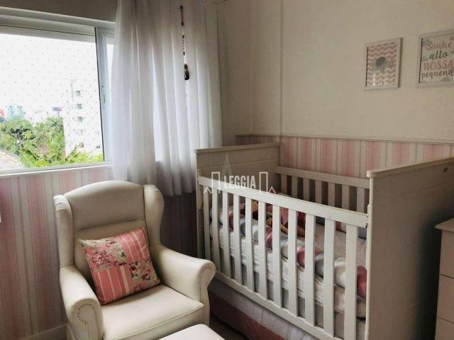 Apartamento com 3 dormitórios à venda, 98 m² por R$ 580.000,00 - América - Joinville/SC - Foto 13