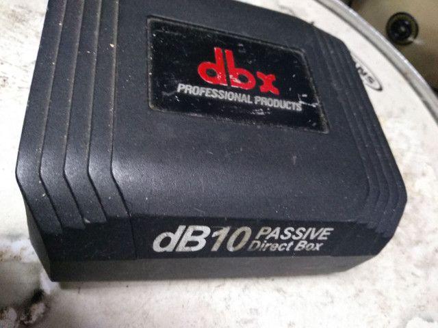 Direct box passivo dbx10 - Foto 2