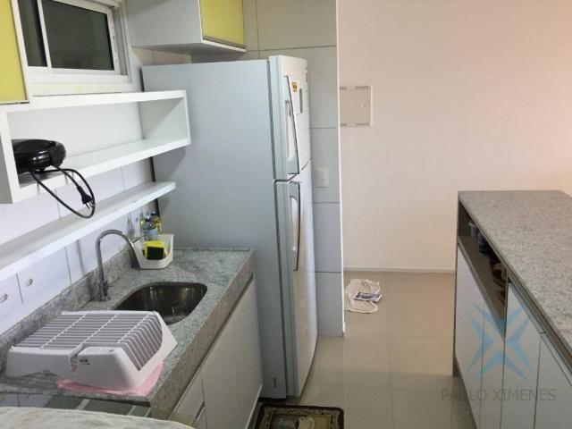 Apartamento Solarium, com 3 dormitórios à venda, 87 m² por R$ 450.000 - Porto das Dunas -  - Foto 14