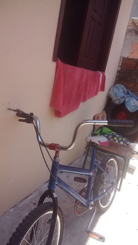 Vendo bike aro 20 semi-nova  - Foto 2
