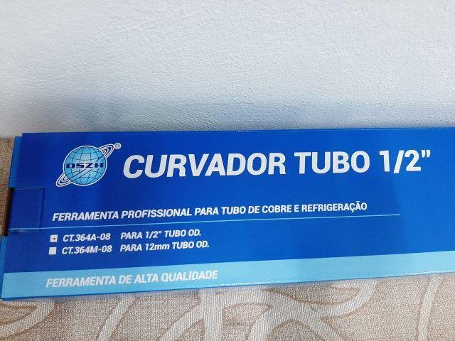 2 Curvadores - 1/2 e 3/4 - Foto 4