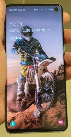 Samsung s10 branco  - Foto 4