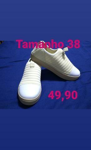 Sapatos novos diversos - Foto 2