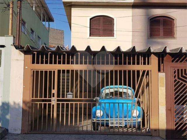 Casa à venda com 3 dormitórios em Limão, São paulo cod:170-IM474669