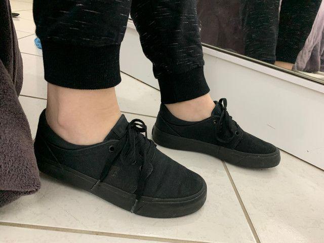 Tênis DC Shoes Plaza 36 - Foto 4