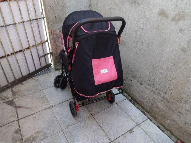 Carrinho Joy Stillo : Valor R$180,00 : Não Entrego : Whats : 997-613665 - Foto 3