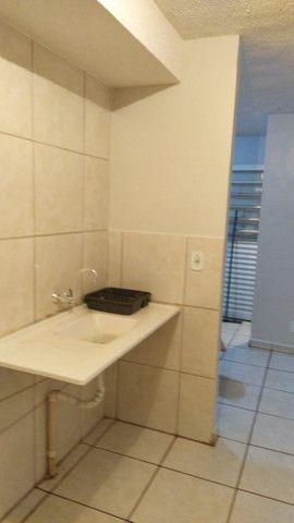 Apartamento dois quartos na Esplanada 1 -Cond. Horizonte- Ypiranga Valparaíso de Goias - Foto 4