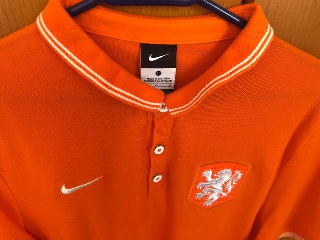 Polo Original Nike Holanda Tamanho G