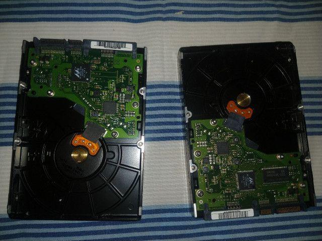2 HD Samsung 320 GB cada - Foto 2