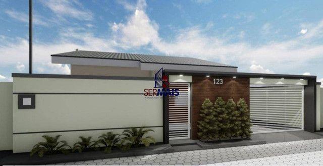 Casa com 2 dormitórios à venda por R$ 162.000 - Colina Park I - Ji-Paraná/RO - Foto 2
