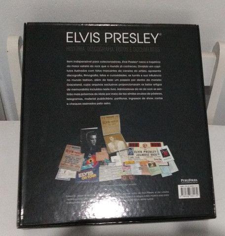 Elvis Presley. Posters, História, Fotos e Documentos (Português) Publifolha - Foto 2