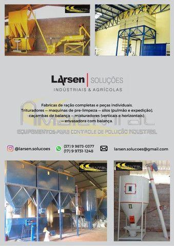 Fabricas de Ração e Equipamentos