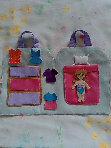 Bolsa de atividades Filó Filomena - Foto 2