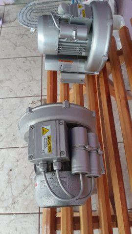 Compressor Radial Asten ou Oxigenador - Foto 6