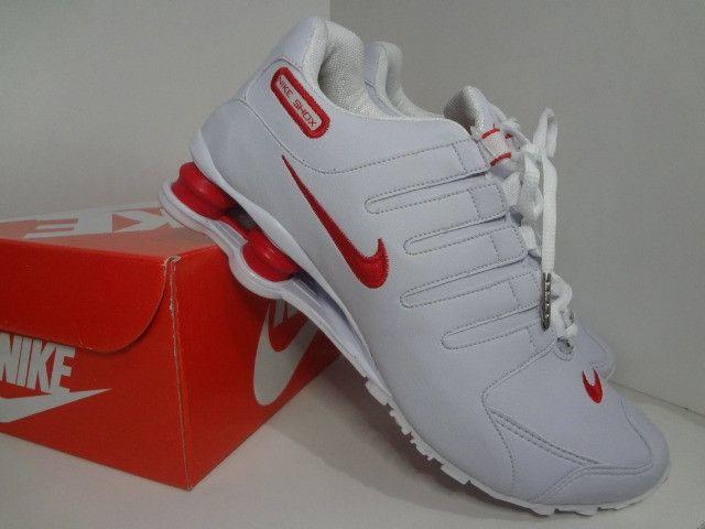Nike Shox Aceitamos Cartões Auxílio Caixa Tem - Foto 2