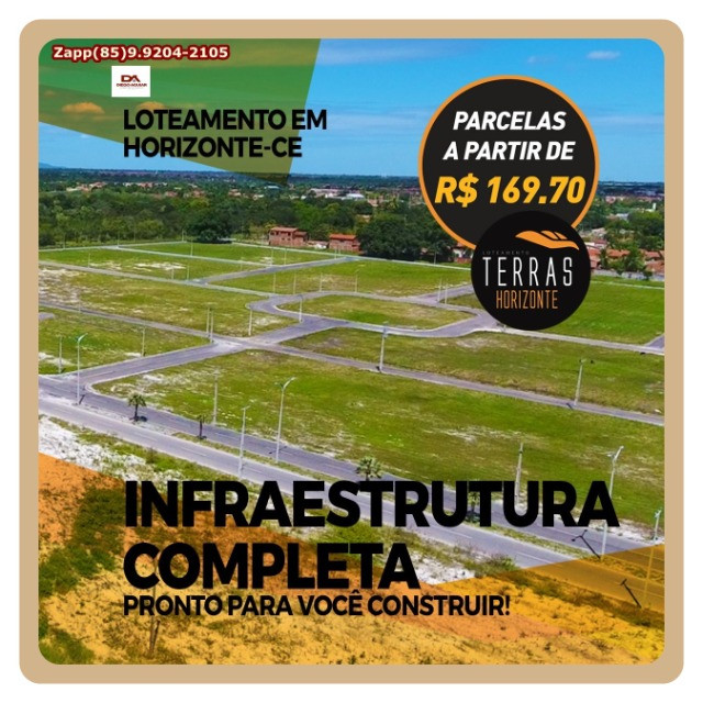 Lotes Terras Horizonte- Invista já #@! - Foto 15
