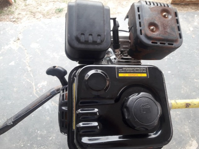 Motor tôyama com rabeta 7.5 - Foto 3