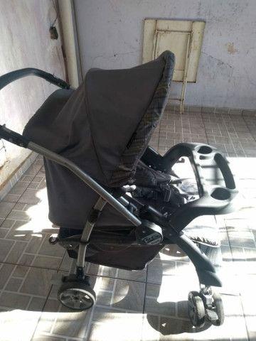 Carrinho de bebê Burigatto