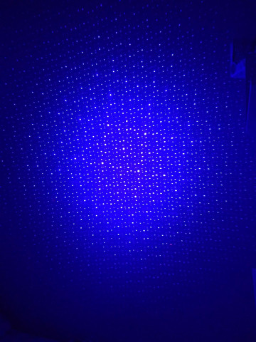 Laser azul 450 Nm super potente - Foto 5