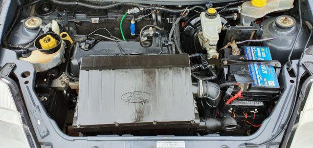 Ka 1.0 2011 Flex Super Econômico -Aceito Troca - Moleza Só 599 de Parcela Financiamento - Foto 5