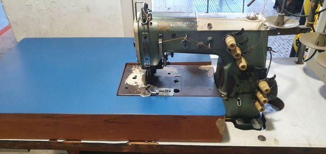 Maquinas de costura industrial para confecção em geral - Foto 4