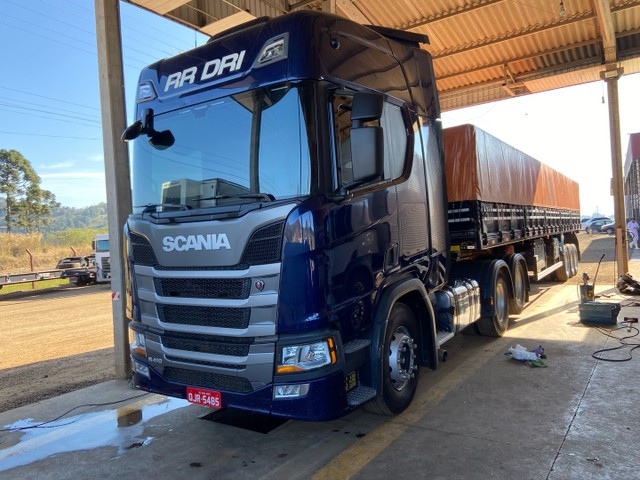 Scania 410 NTG 2019