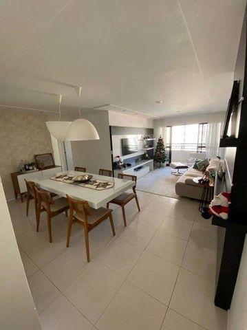 Apartamento para venda com 113 metros quadrados com 3 quartos em Ponta D'Areia - São Luís  - Foto 4