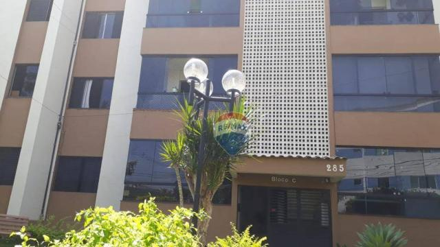Apartamento com 3 dormitórios para alugar, 86 m² por R$ 900,00/mês - Boa Vista - Garanhuns