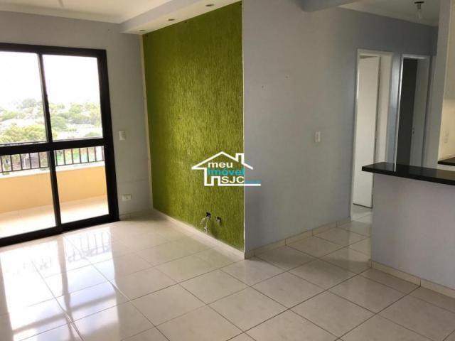 Apartamento no Jardim Satélite - 02 Dormitórios - 54m²
