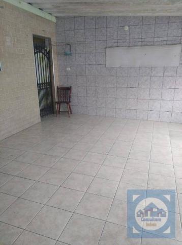 Casa com 3 dormitórios à venda, 100 m² por R$ 381.000,00 - Santa Maria - Santos/SP - Foto 14