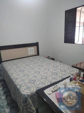 Casa com 3 dormitórios à venda, 100 m² por R$ 381.000,00 - Santa Maria - Santos/SP - Foto 6