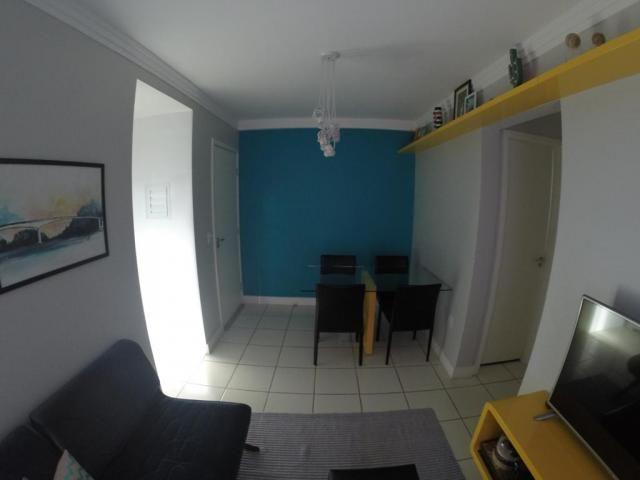 Murano Imobiliária aluga apartamento de 2 quartos em Ataíde, Vila Velha - ES. - Foto 4