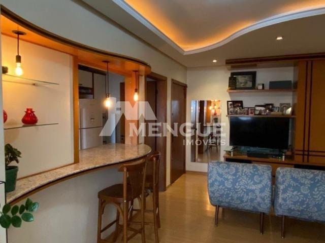 Apartamento à venda com 2 dormitórios em São sebastião, Porto alegre cod:10907 - Foto 2