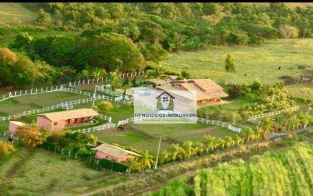 Sítio à venda, 205700000 m² por R$ 6.000.000,00 - Ribeiro do Santos - Olímpia/SP