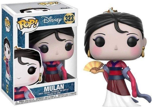 Funko Pop Disney Mulan #323