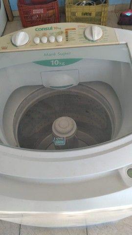 Máquina de lavar consul 10KG (Entrego Com Garantia) - Foto 2