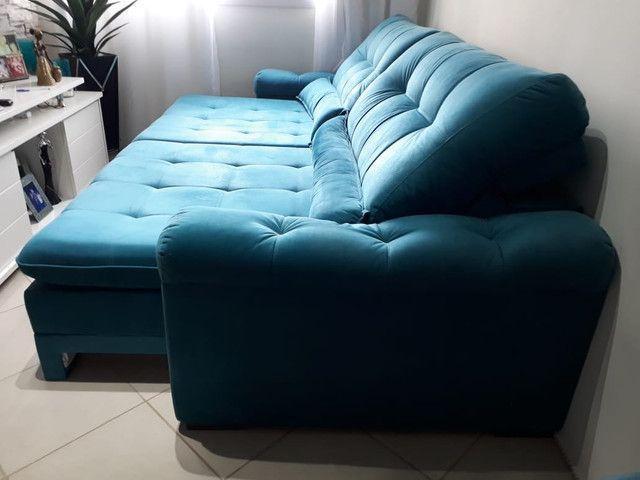 Sofá de sala retrátil - Foto 3