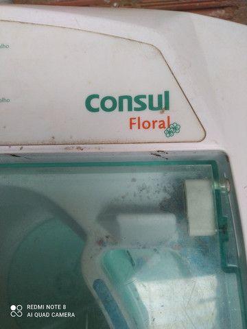 Máquina de lavar Consul floral 7 kl - Foto 2