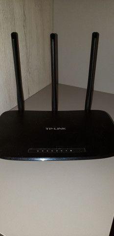 Roteador TP-LINK - 3 Antenas