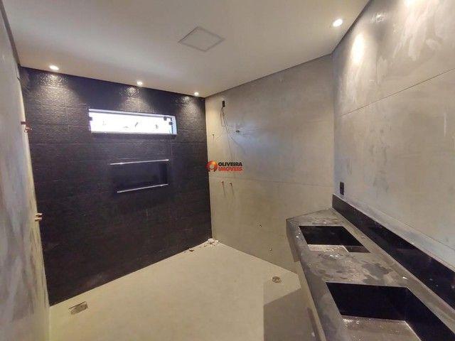 Casa para Venda em Limeira, Jardim Ouro Verde, 3 dormitórios, 1 suíte, 1 banheiro, 1 vaga - Foto 3