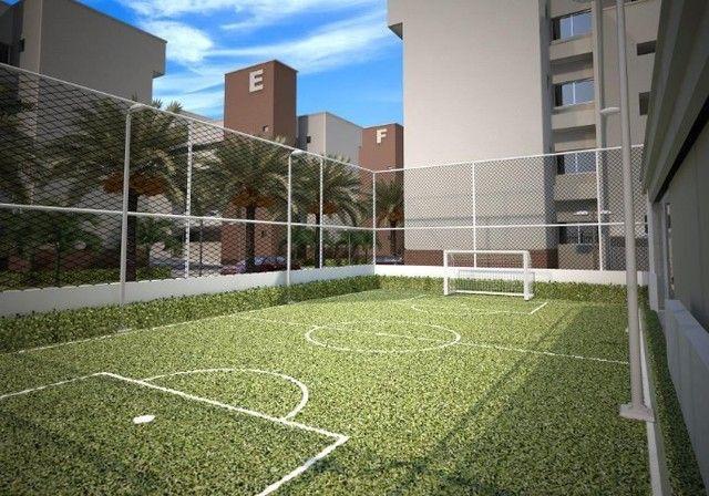 apartamento com 2 quartos, 54m², novo anil - Foto 3