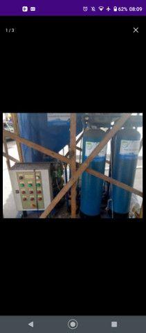Máquina Reuso de agua