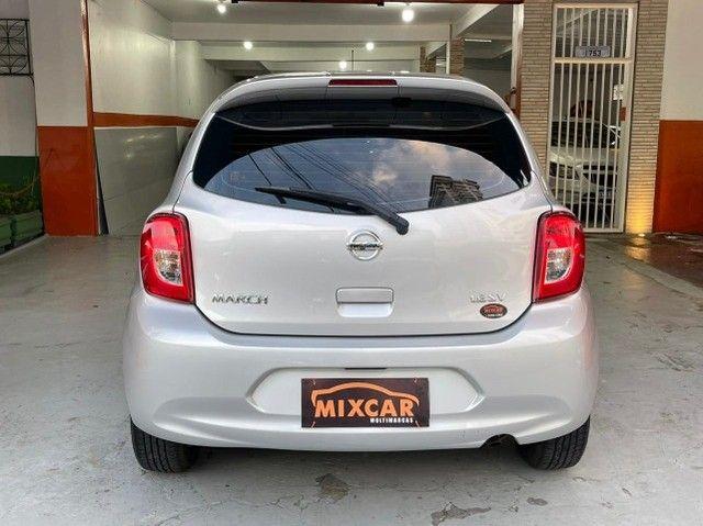 Nissan March 1.6 SV 2020! Seminovo! - Foto 4