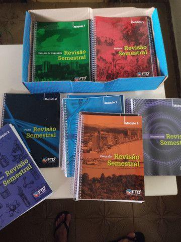 Material revisão FTD Ensino médio/3° ano - Foto 4