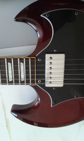 Guitarra SG Standard SX Koreana - Foto 4