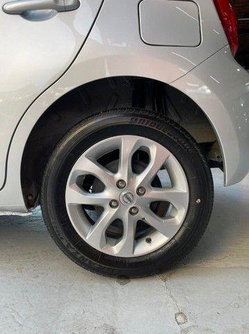 Nissan March 1.6 SV 2020! Seminovo! - Foto 6