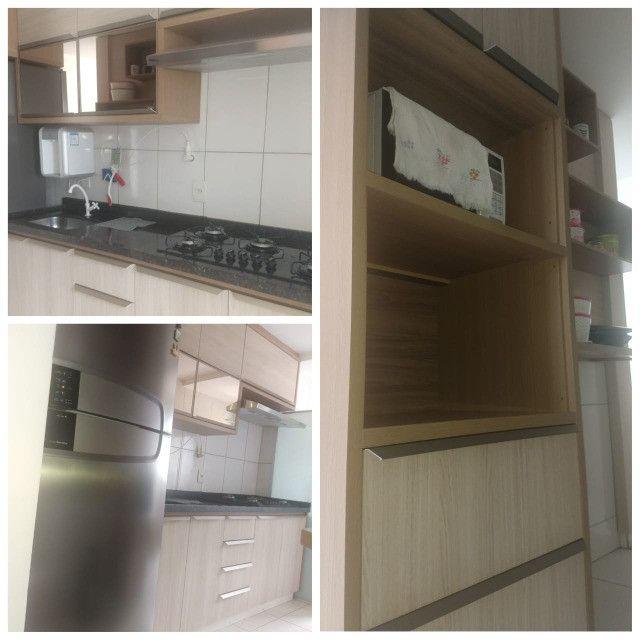 Apartamento com 3 quartos, sendo 1 suíte, 2 banheiros, à venda em Samambaia - Foto 6