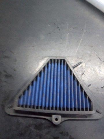 Filtro de ar esportivo de ZX10  - Foto 3